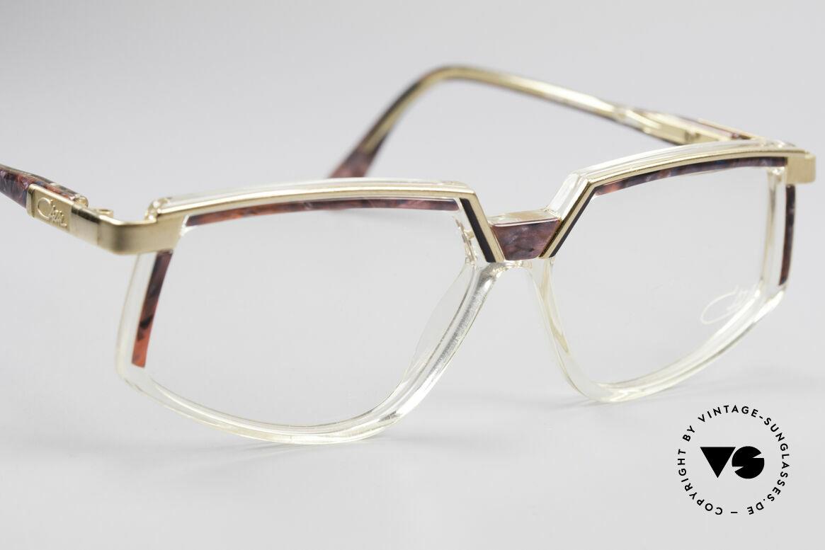 Cazal 337 Vintage Cazal No Retro Brille, KEINE Retrobrille, sondern 100% vintage ORIGINAL!, Passend für Damen