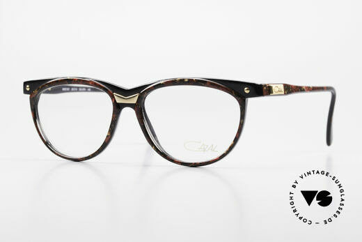 Cazal 331 True Vintage Designer Brille Details