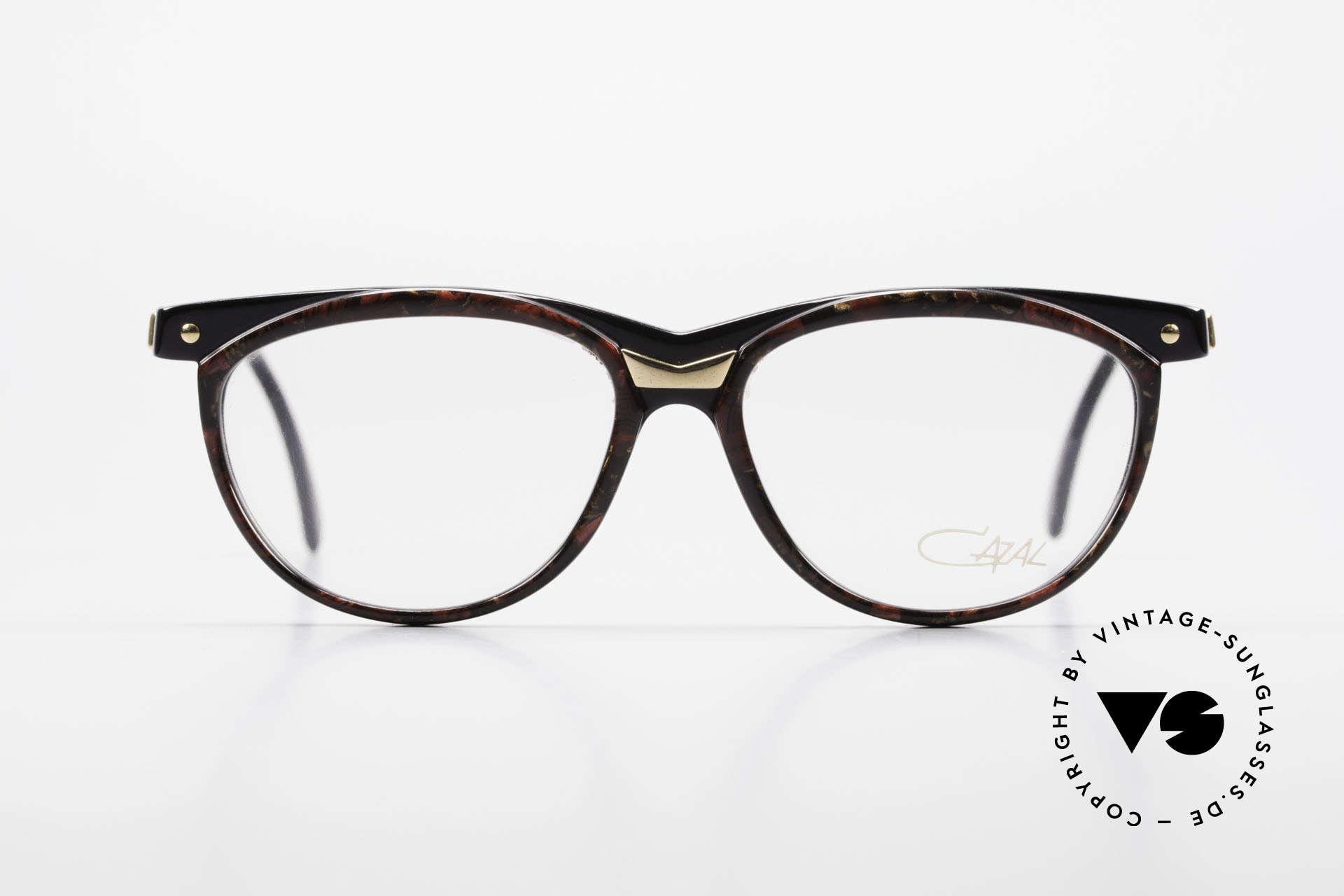 Cazal 331 True Vintage Designer Brille, produziert damals circa 1989/90 in Passau, Bayern, Passend für Herren und Damen