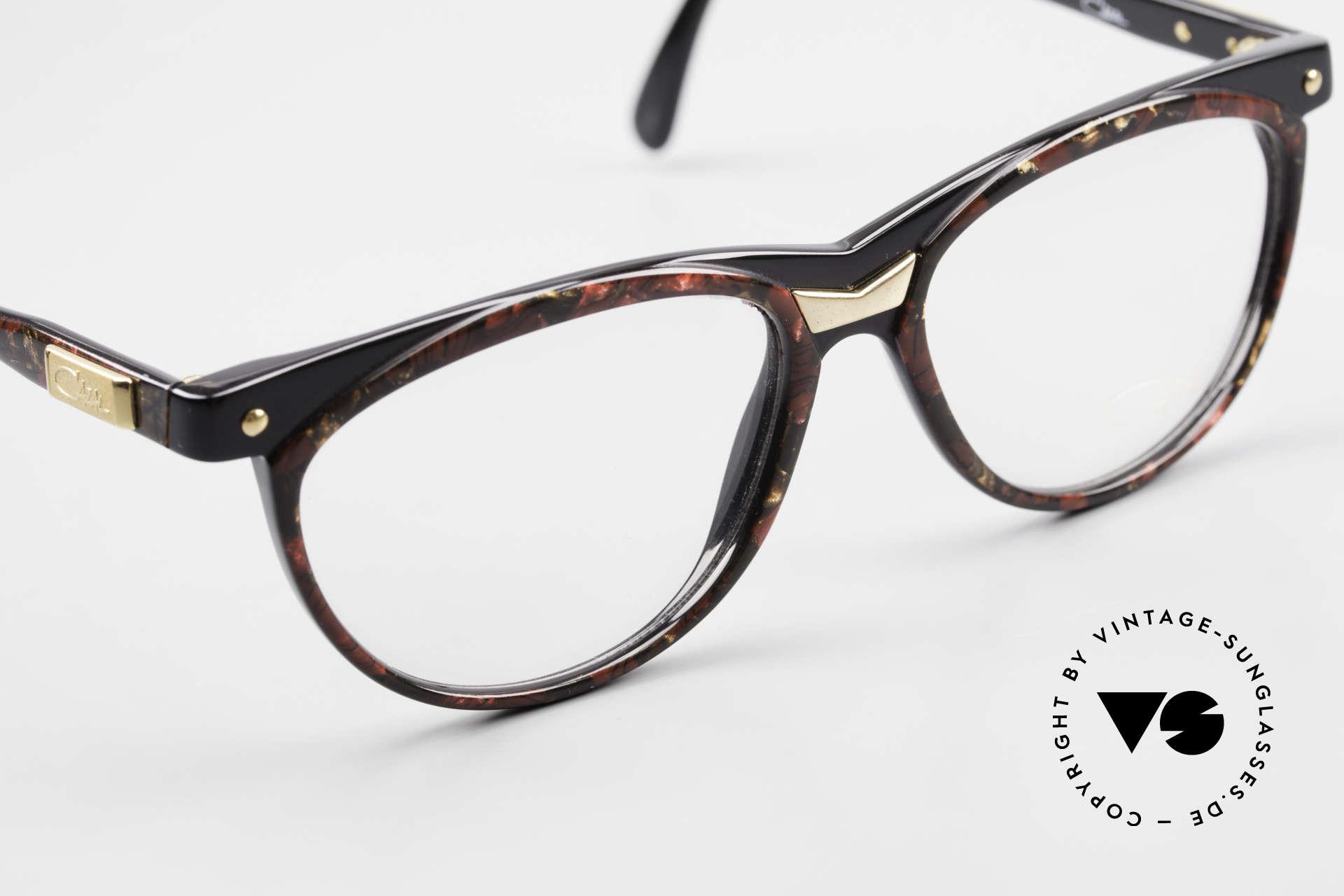 Cazal 331 True Vintage Designer Brille, KEINE RETRObrille, sondern ein altes ORIGINAL!, Passend für Herren und Damen