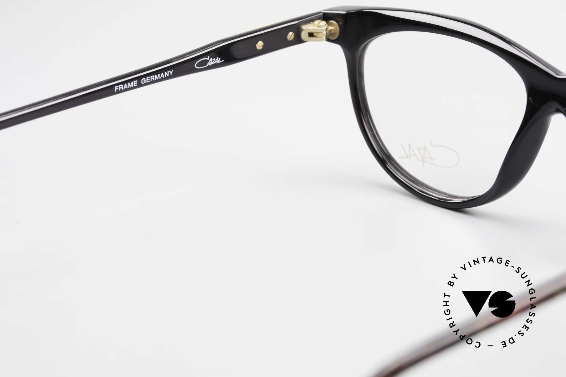 Cazal 331 True Vintage Designer Brille, orig. Demogläser können beliebig getauscht werden, Passend für Herren und Damen