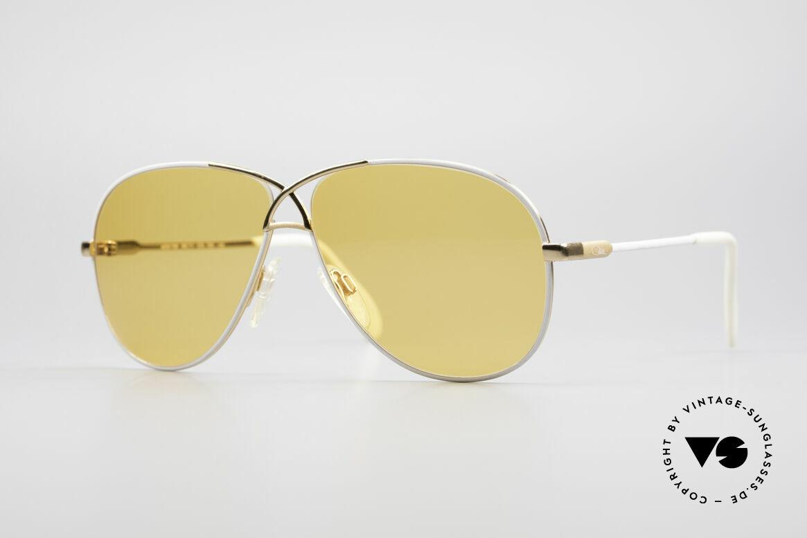 Cazal 728 Designer Piloten Sonnenbrille