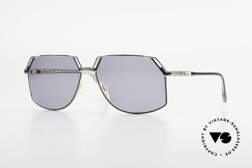 Cazal 738 True Vintage Sonnenbrille Details