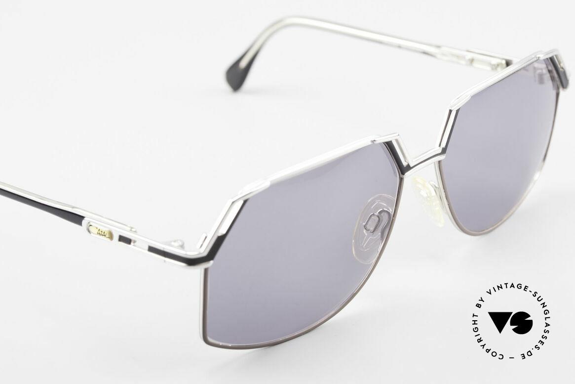Cazal 738 True Vintage Sonnenbrille, KEINE RETRO-Sonnenbrille; sondern ein altes Original, Passend für Herren