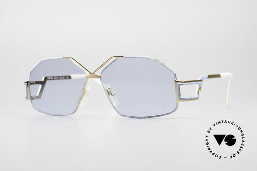 Cazal 234 80er Old School Sonnenbrille Details