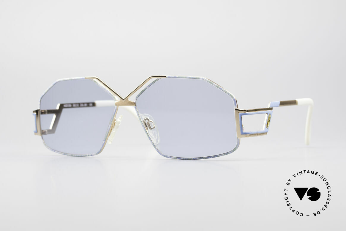 Cazal 234 80er Old School Sonnenbrille