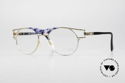 Cazal 244 Legendäre Vintage Brille Details