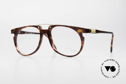 Cazal 645 Außergewöhnliche Vintage Brille Details