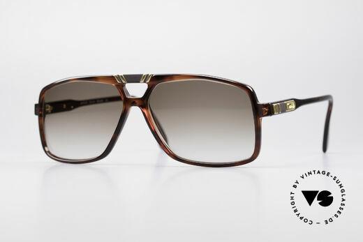 Cazal 637 1980er HipHop Sonnenbrille Details