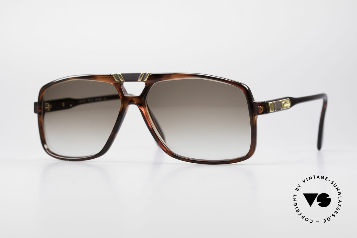 Cazal 637 1980er HipHop Sonnenbrille