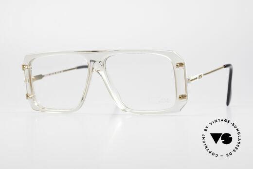 Cazal 633 Vintage Promi Brille 80er Details