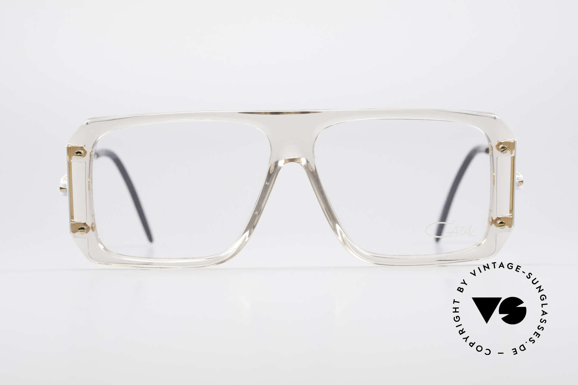 Cazal 633 Vintage Promi Brille 80er, wurde vom Stil-Guru Cari Zalloni selbst getragen, Passend für Herren