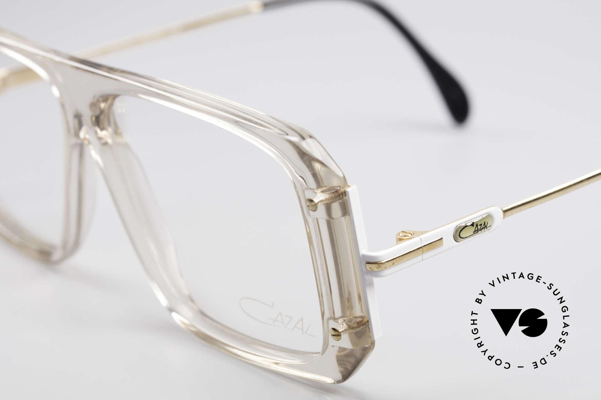 Cazal 633 Vintage Promi Brille 80er, ungetragen (wie all unsere vintage Cazal Brillen), Passend für Herren