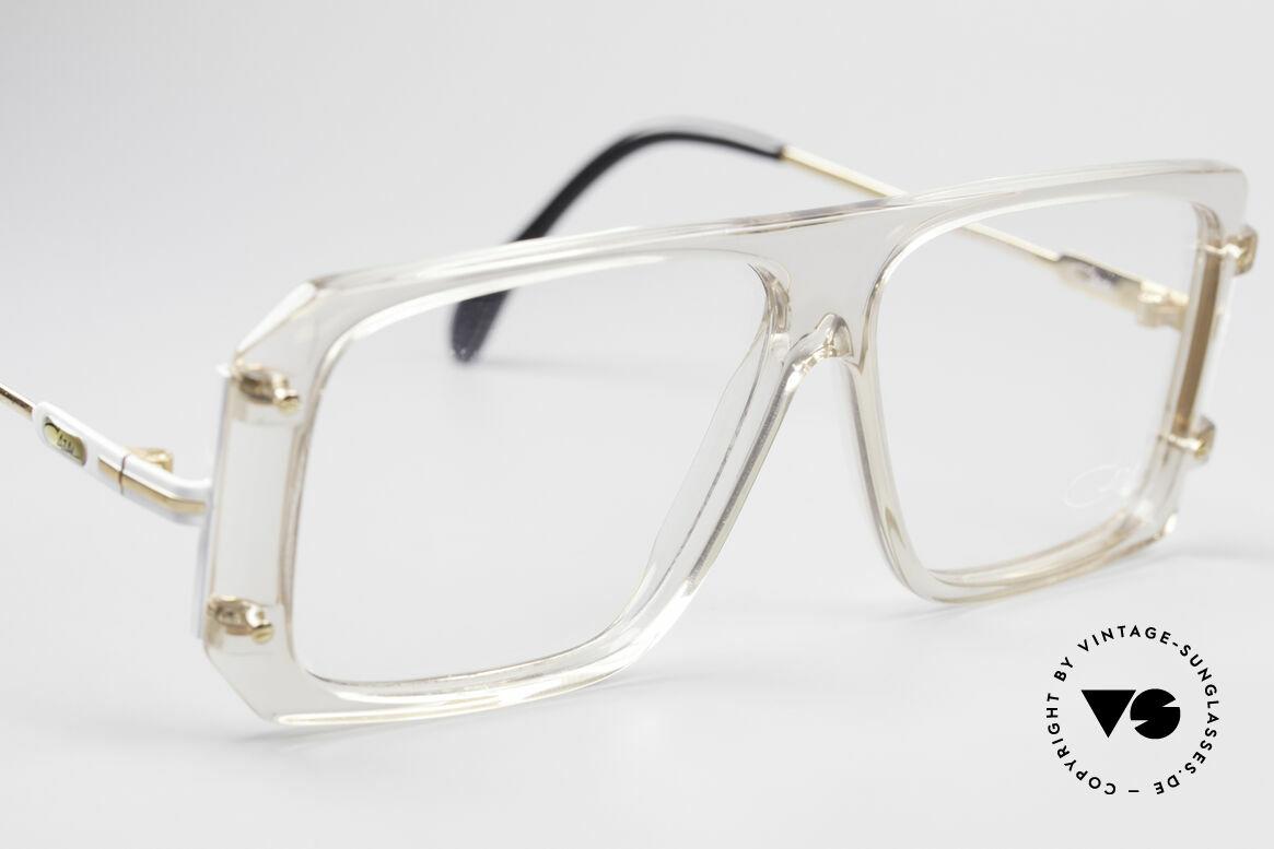 Cazal 633 Vintage Promi Brille 80er, KEINE RETRO-Cazal, sondern ein altes ORIGINAL, Passend für Herren