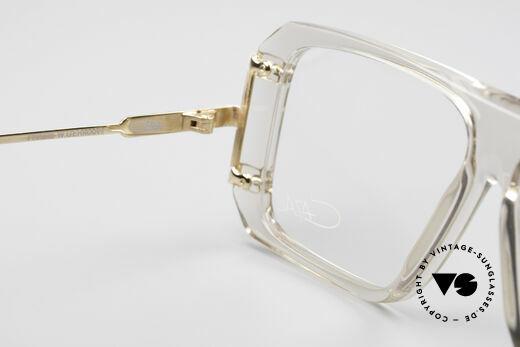 Cazal 633 Vintage Promi Brille 80er, zudem getragen von Rihanna in 2010 (Promibrille), Passend für Herren