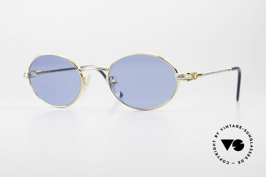 Fred Ketch Ovale Luxus Sonnenbrille Details