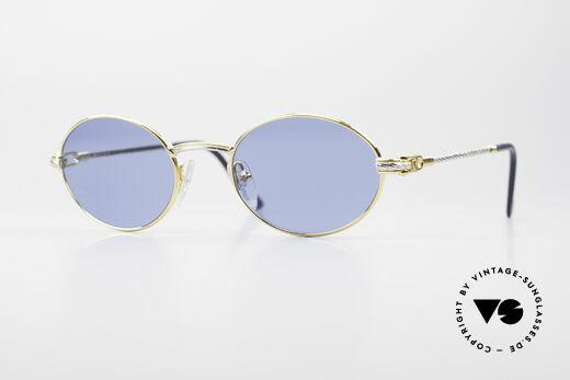 Fred Ketch Ovale Luxus Sonnenbrille Details