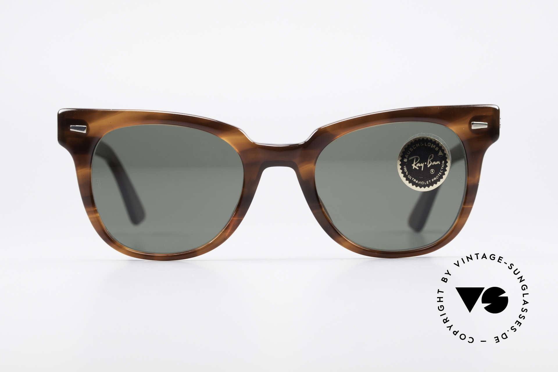 f22f8b654cd1f7 Sonnenbrillen Ray Ban Meteor 80er Vintage USA Sonnenbrille | Vintage ...