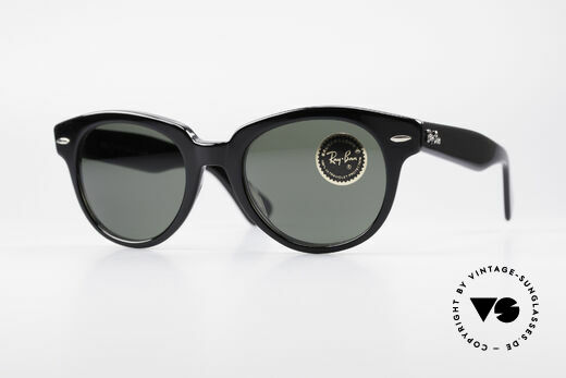 Ray Ban Orion Alte USA Bausch&Lomb Brille Details
