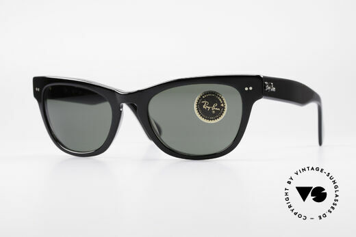 Ray Ban Laramie Vintage Damen Sonnenbrille Details