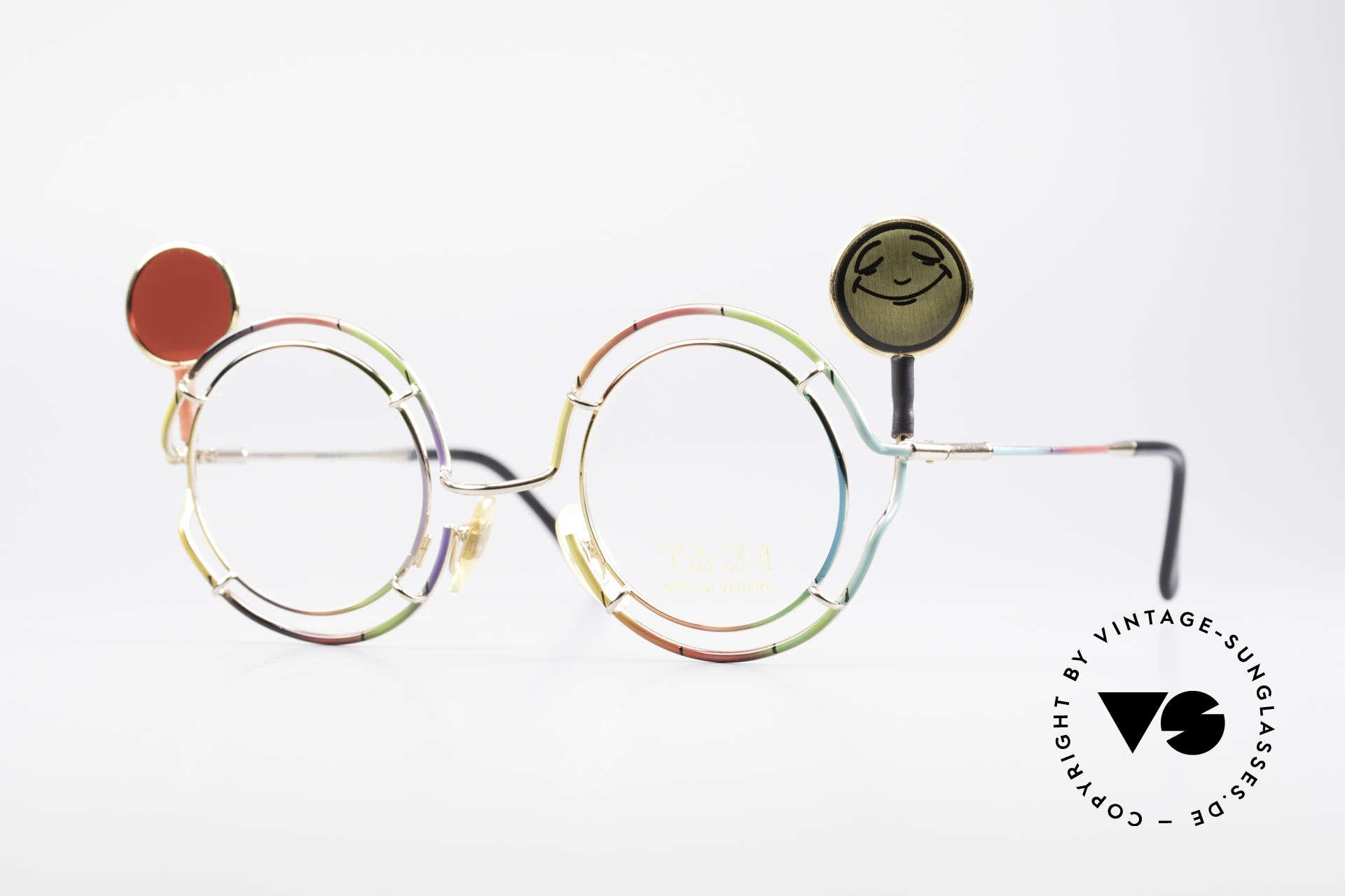 Taxi ST7 by Casanova Birkenbihl Kommunikationsbrille, TAXI Kommunikationsbrille nach Vera F. Birkenbihl, Passend für Herren und Damen