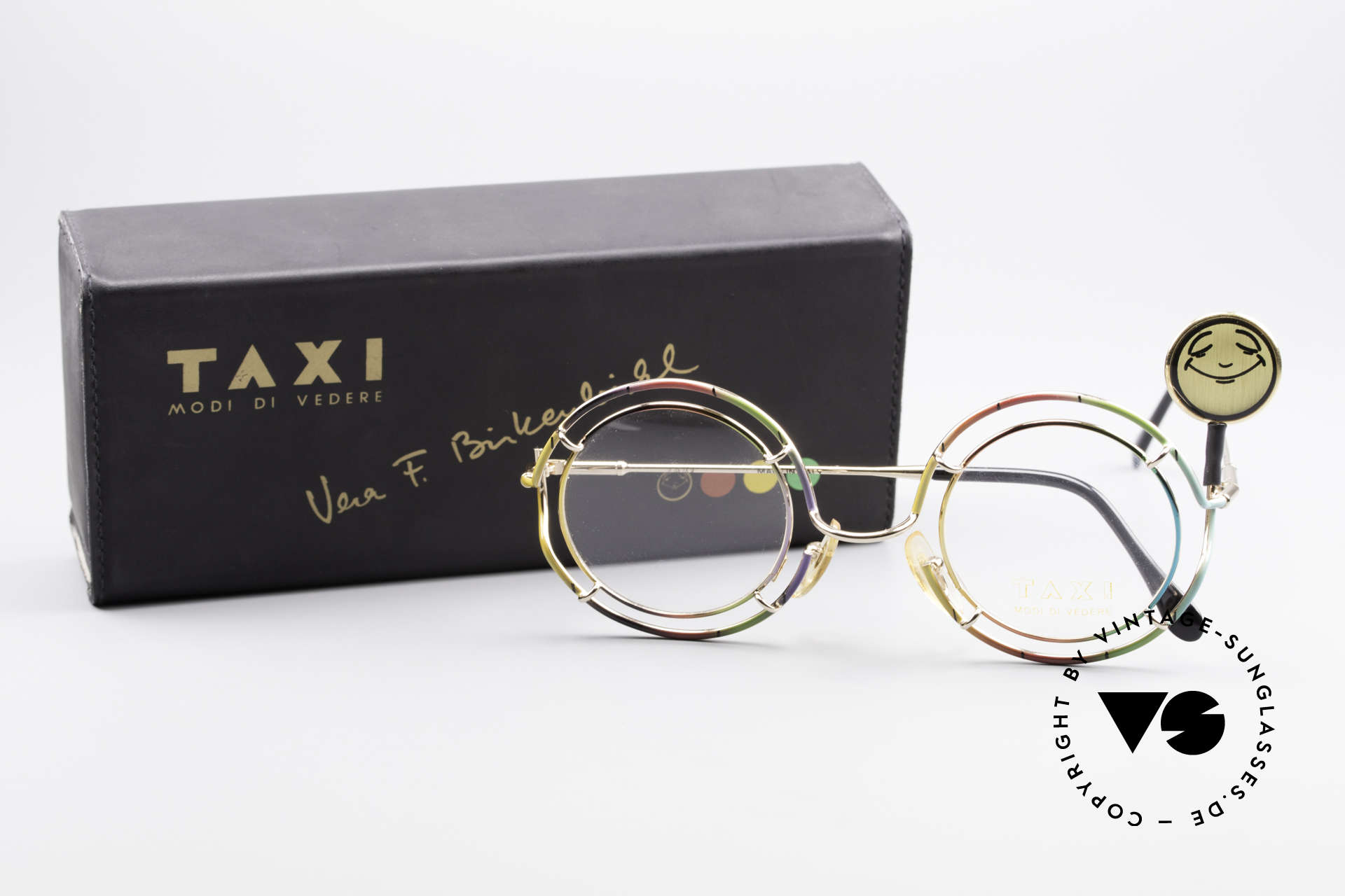 Taxi ST7 by Casanova Birkenbihl Kommunikationsbrille, so schaffen Sie sehr kreativ eine (Gesprächs-) Basis, Passend für Herren und Damen