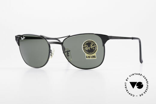 Ray Ban Signet Alte B&L USA 80er Ray-Ban Details