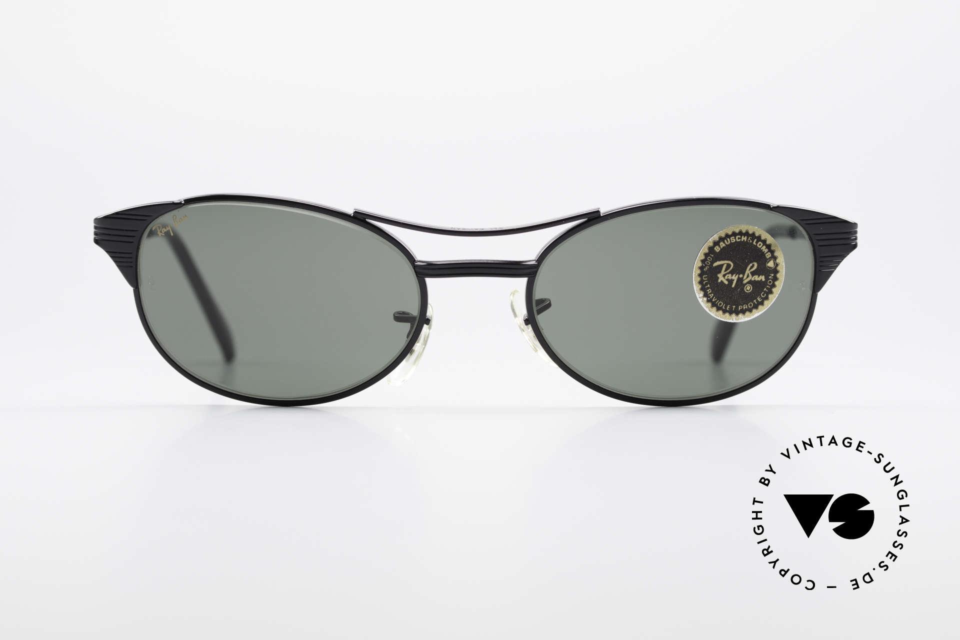 d1630298b Sonnenbrillen Ray Ban Signet Oval Alte B&L USA 80er Sonnenbrille ...