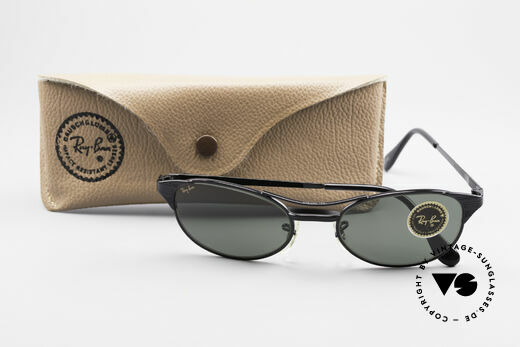 Ray Ban Signet Oval Alte B&L USA 80er Sonnenbrille