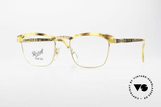 Persol Inge Ratti Gold Plated Vintage Brille Details