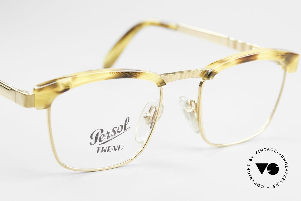 Persol Inge Ratti Gold Plated Vintage Brille