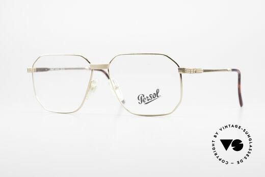 Persol Morris 90er Vintage Brillengestell Details