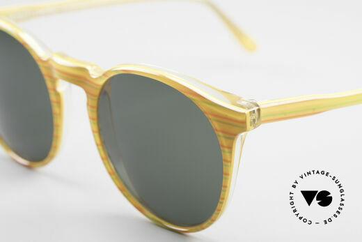 Alain Mikli 034 / 210 Designer Panto Sonnenbrille