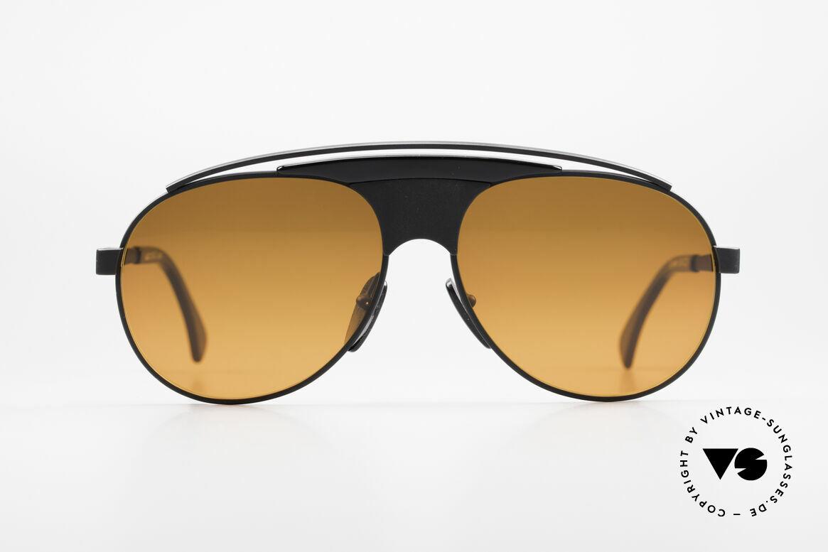 Alain Mikli 634 / 0023 Lenny Kravitz Sonnenbrille, vintage Designersonnenbrille von Alain Mikli, Paris, Passend für Herren