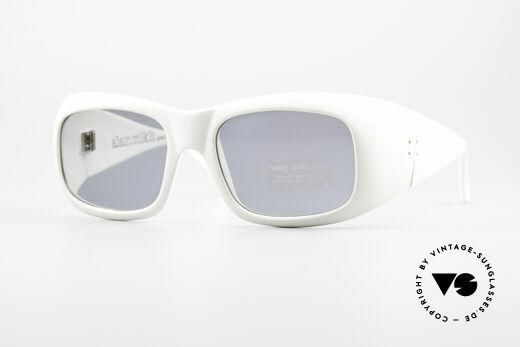 Alain Mikli 5105 / 102 Vintage 90er XL Sonnenbrille Details
