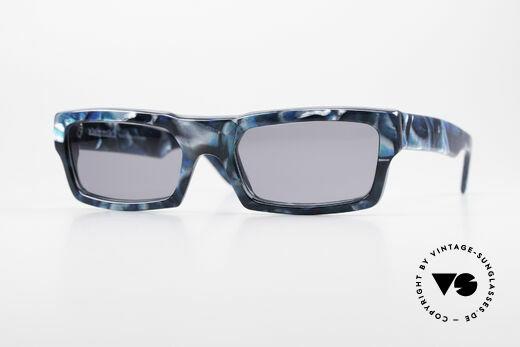 Alain Mikli 709 / 492 Außergewöhnliche 80er Brille Details
