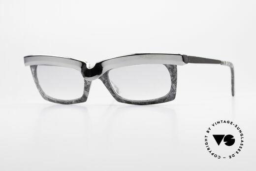 Alain Mikli 611 / 021 Spektakuläre Vintage Brille Details