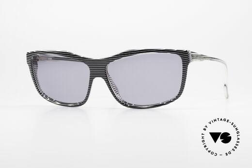 Alain Mikli 701 / 986 Rare Designer Sonnenbrille Details