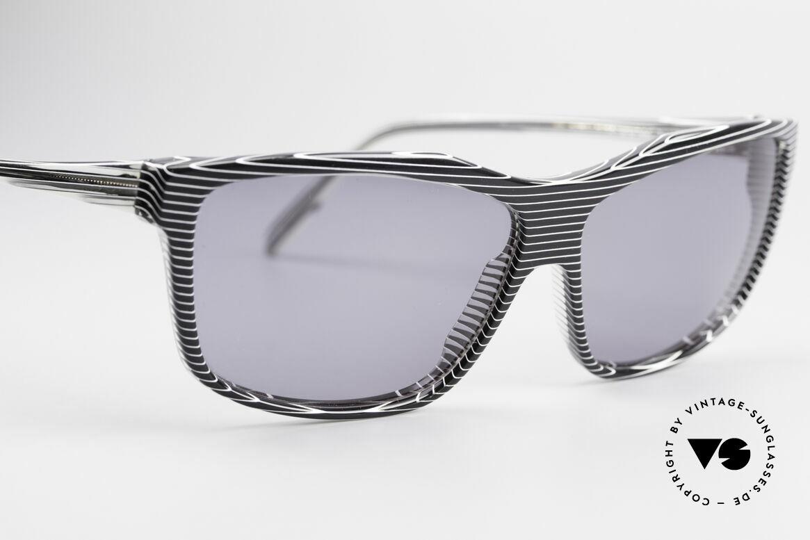 Alain Mikli 701 / 986 Rare Designer Sonnenbrille, KEINE Retromode, sondern ein altes MIKLI-ORIGINAL, Passend für Damen