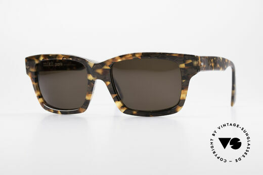 Alain Mikli 6103 / 620 Unisex Vintage Sonnenbrille Details