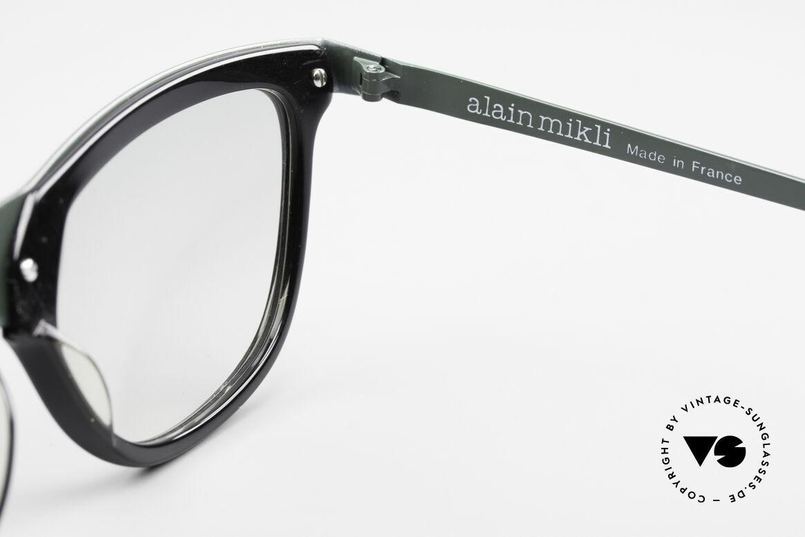 Alain Mikli 624 / 836 Hologramm Effekt Brille