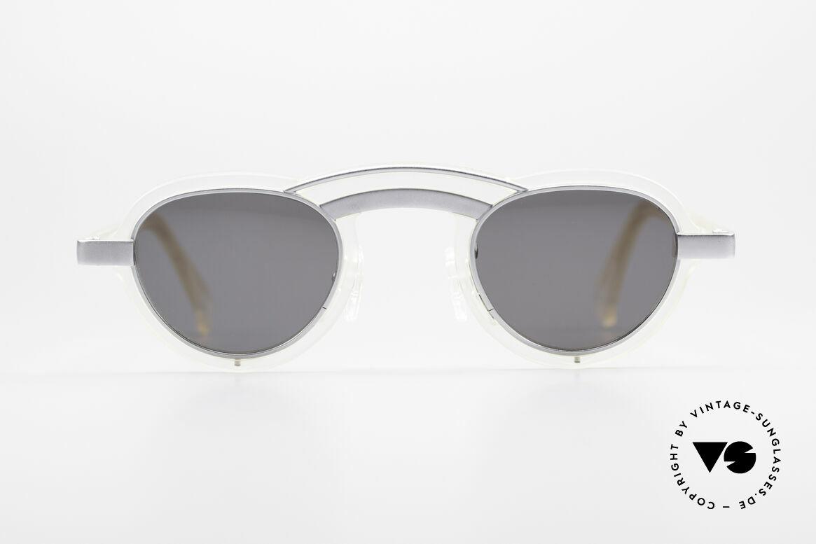 Alain Mikli 5107 / 0506 80er Jahre Designer Brille