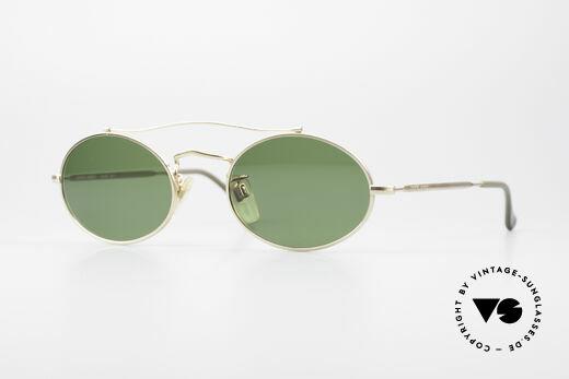 Giorgio Armani 115 90er Designer Sonnenbrille Details