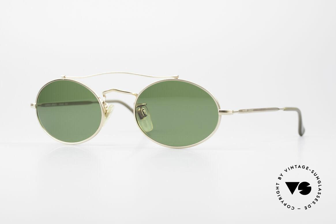 Giorgio Armani 115 90er Designer Sonnenbrille