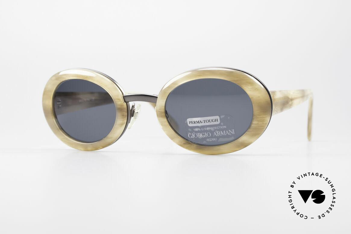 Giorgio Armani 945 Designer Sonnenbrille Damen