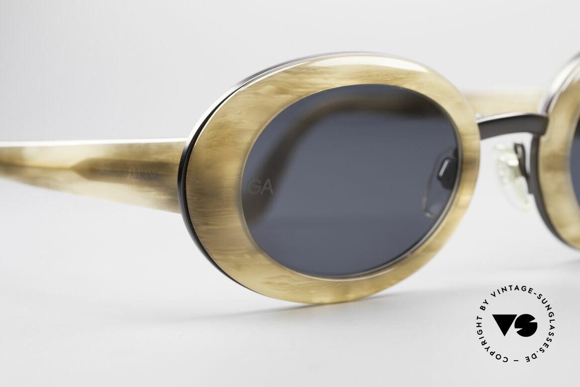 Giorgio Armani 945 Designer Sonnenbrille Damen, KEINE Retromode, sondern ein seltenes Armani Original, Passend für Damen
