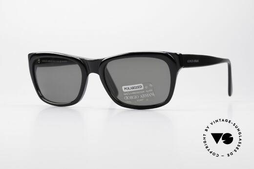 Giorgio Armani 846 GA Sonnenbrille Polarisierend Details