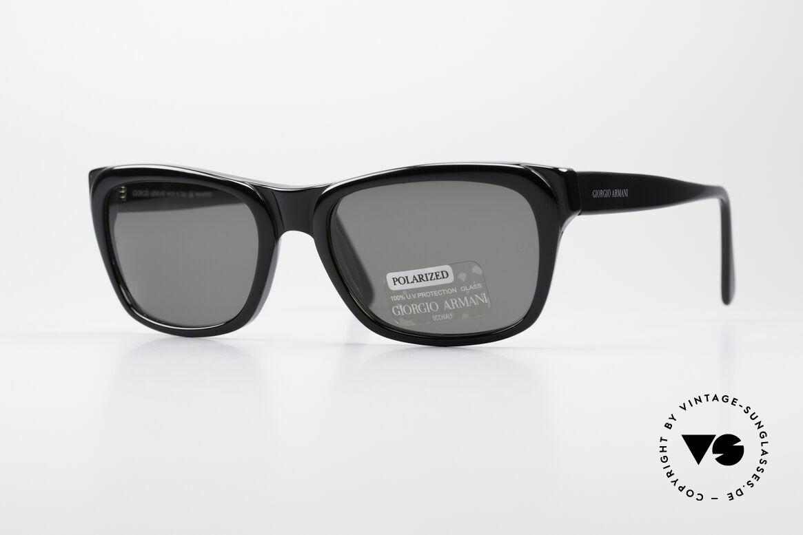 Giorgio Armani 846 GA Sonnenbrille Polarisierend