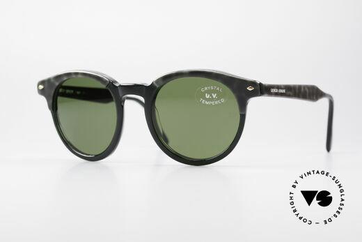 Giorgio Armani 901 Johnny Depp Sonnenbrille Details