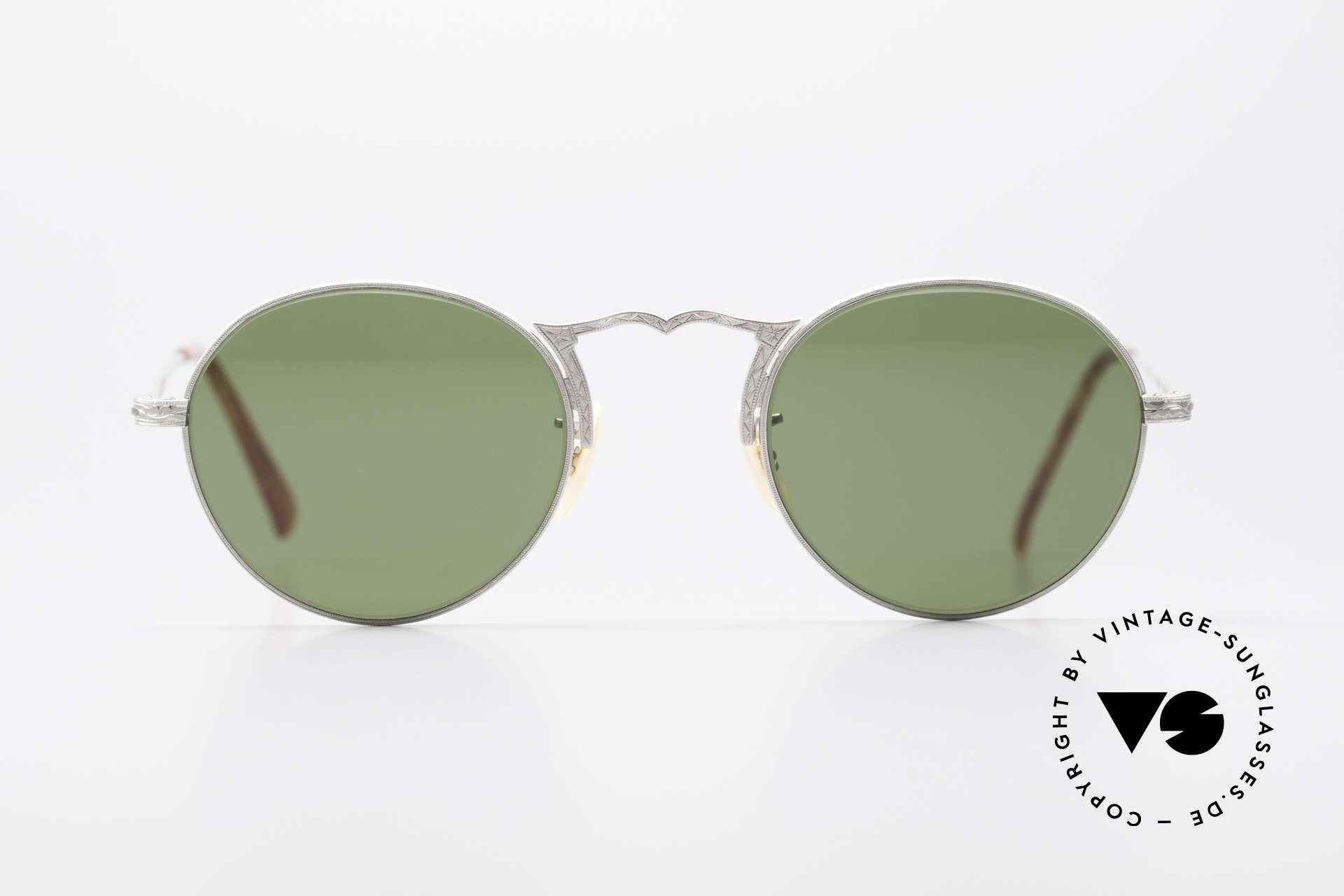 Sonnenbrillen Oliver Peoples OP7M Rare Vintage Sonnenbrille